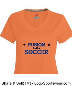 Fusion Ladies Soccer Design Zoom